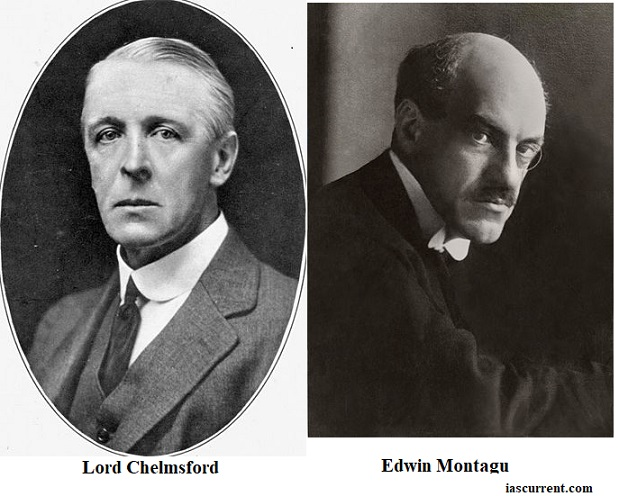 Montagu-Chelmsford Reforms 1919, Iascurrent.com,