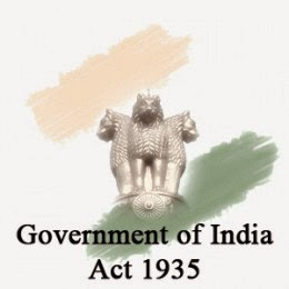 Government of India Act 1935, Government of India, COngress