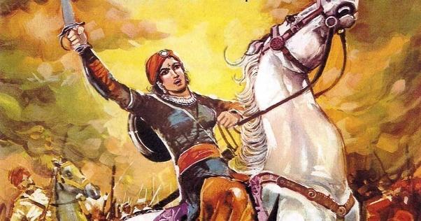 Revolt of 1857, Rani Laxmibai