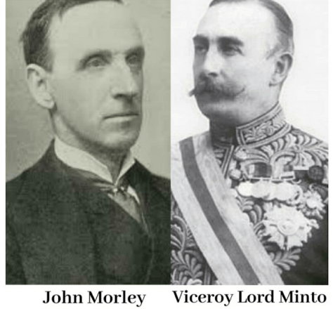 Morley and Minto designed Indian Council Act 1909