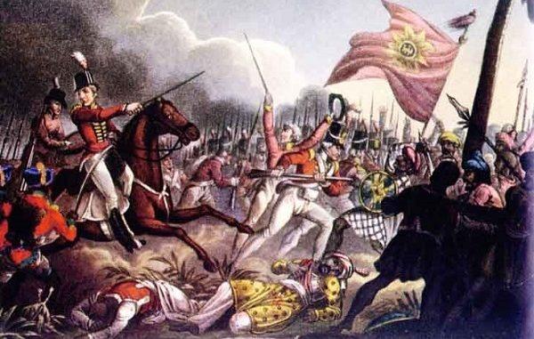 Battle of Buxar, East India company, British Raj, Decisive battle, Company Raj