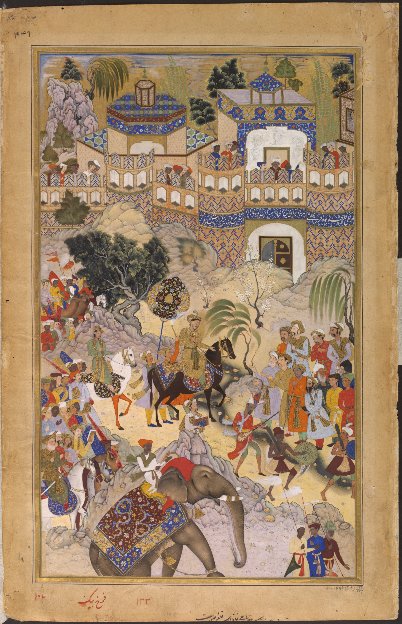 Akbar conquest in Gujarat