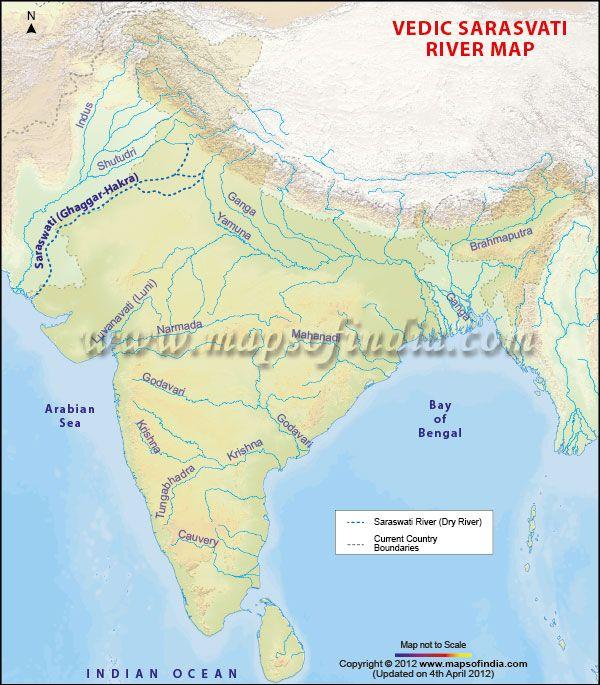 Vedic River Saraswati