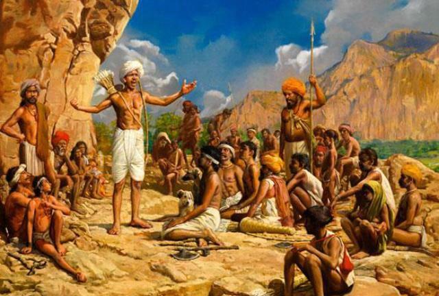 Tribal Revolts