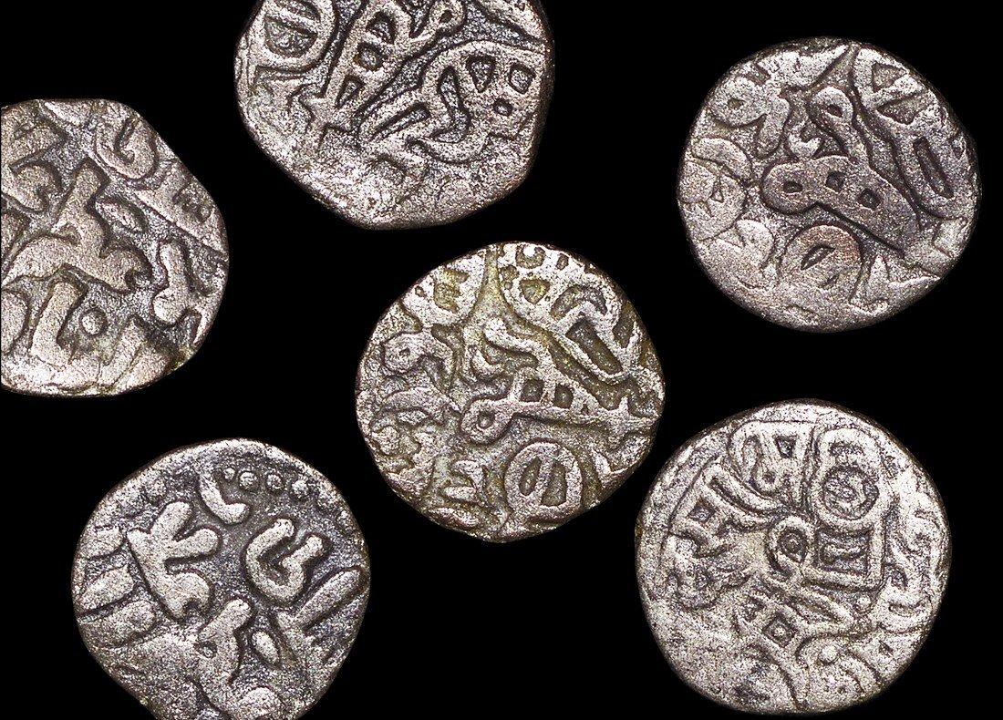 Coinage system of Delhi sultanate, Medieval Age