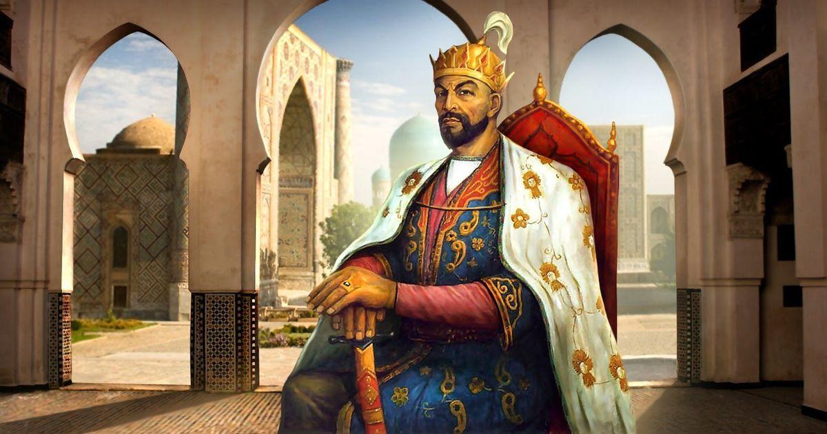 Taimur: He attacked Delhi in 1398 CE