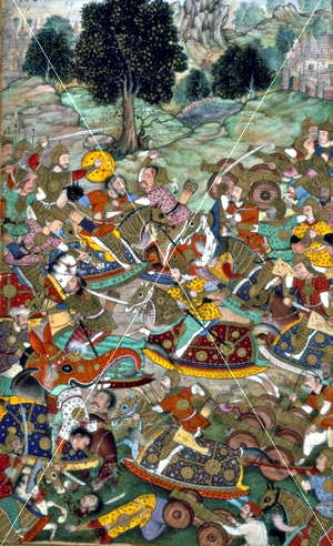 Battle of Khanwa