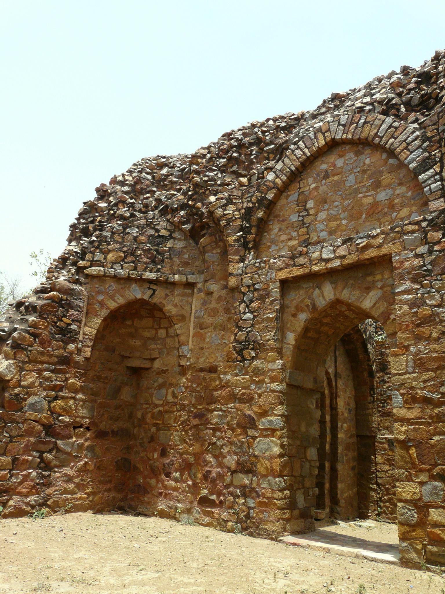 Balban's Tomb Mehrauli, Medieval India