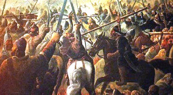 Battle of Kannauj