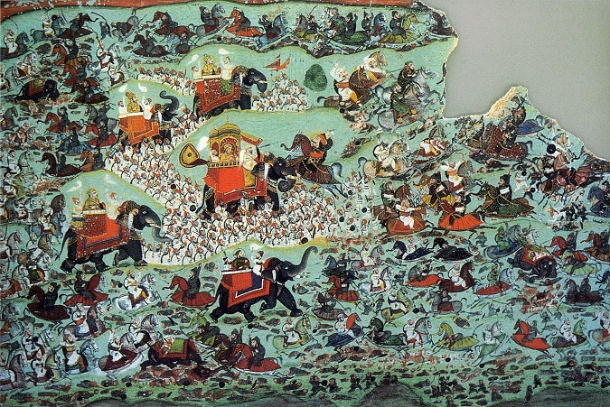 Battle of Haldighati, 1576