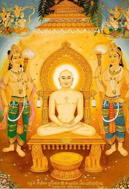 Lord Rishabha: The First Tirthanker of Jainism