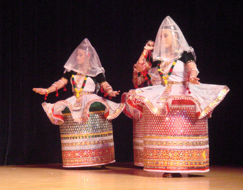 Manipuri Dance, Jagoi, Manipur, North East India