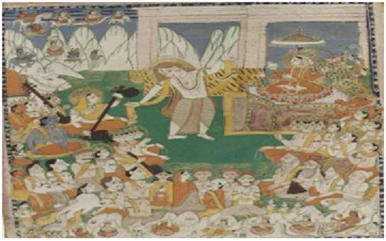 Jammu Painting