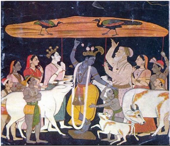 Garhwal School of Painting
