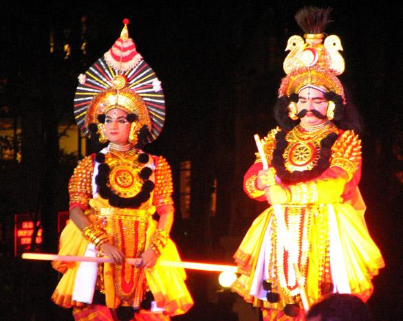 Yakshaganas