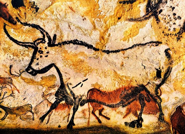 Stone age Paintings, Paintings in India