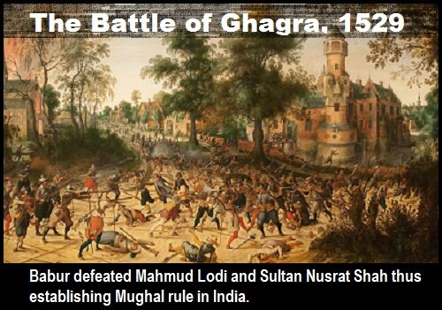 Battle of Ghaghra