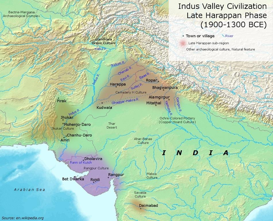 Later Harappan Civilization