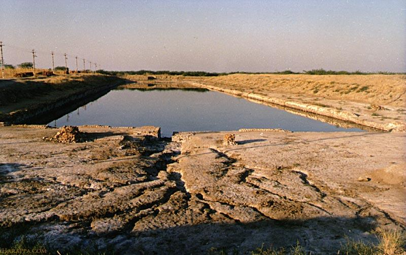 Ship Dockyard at Lothal, a Harappan Civilization site