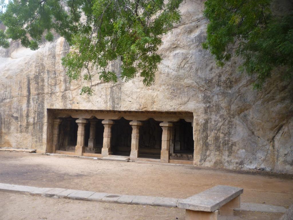 Pallava Cave