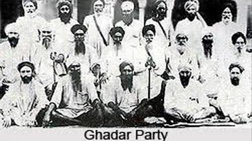 Ghadar Party