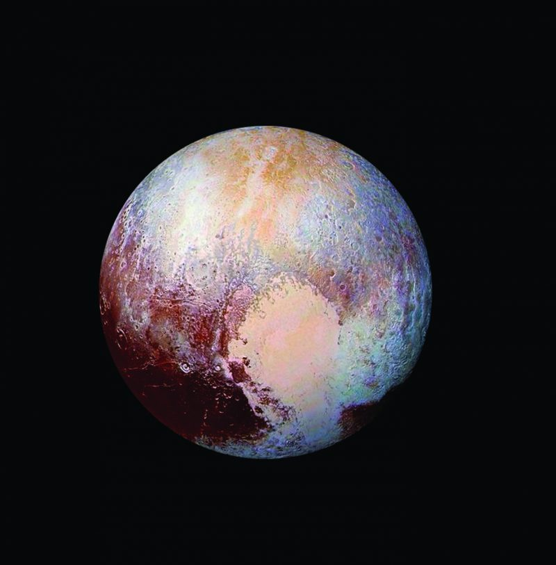 Pluto Planet or not